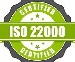 Thủ tục xây dựng ISO 22000- An toàn thực phẩm