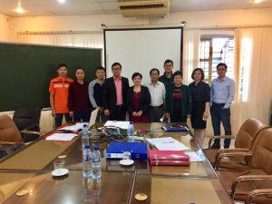 Chứng nhận ISO 9001 – Công ty Cổ Phần Cao Su Hà Nội